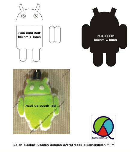 gambarhewan.info - Spoiler for pola ganci boneka android