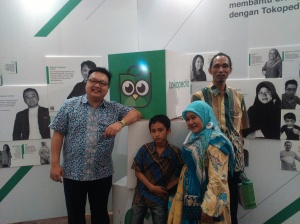 COO Tokopedia & Owner KamehaShop