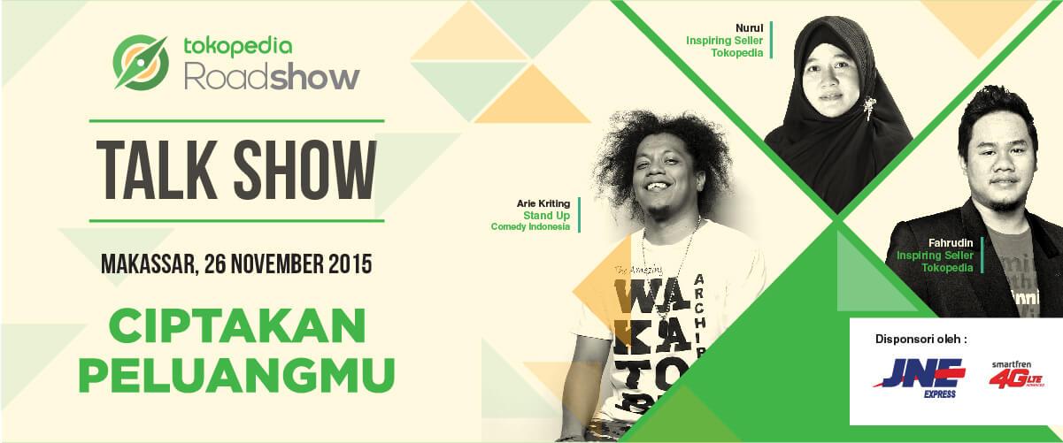 Tokopedia RoadShow 2015 -Makassar-01-1